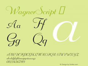 WagnerScript