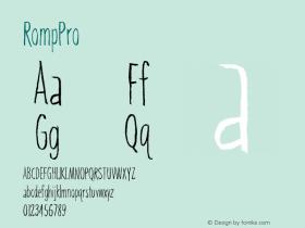 RompPro