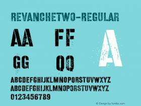 RevancheTwo-Regular