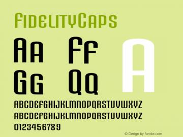 FidelityCaps