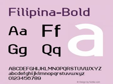 Filipina-Bold