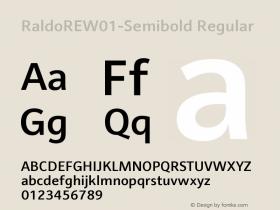 RaldoRE-Semibold