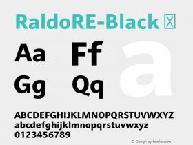 RaldoRE-Black