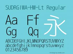 SUDRGIWA-HW-Lt