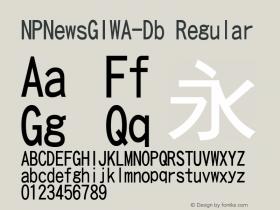 NPNewsGIWA-Db