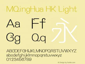 MQingHua HK
