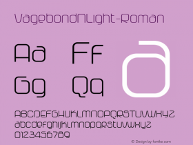 VagebondNLight-Roman
