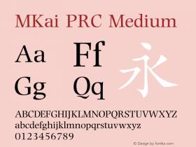 MKai PRC