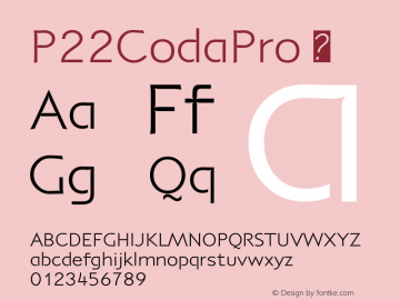 P22CodaPro