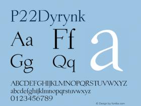 P22Dyrynk