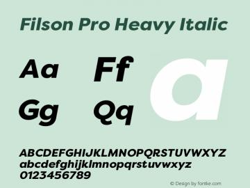 Filson Pro Heavy