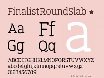 FinalistRoundSlab