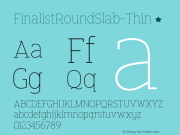 FinalistRoundSlab-Thin