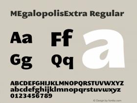 MEgalopolisExtra