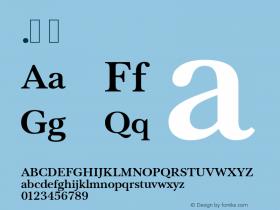 ALAC Serif Web