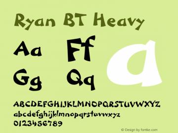 Ryan BT