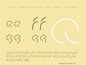 Radius Light Minuscul