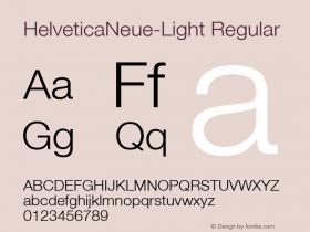 HelveticaNeue-Light