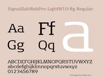 SignaSlabWebPro-Light-Rg