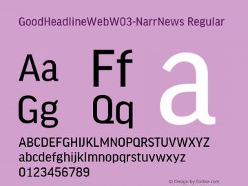 GoodHeadlineWeb-NarrNews