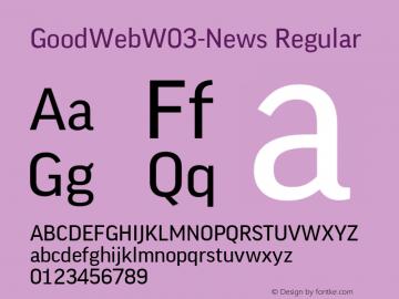 GoodWeb-News