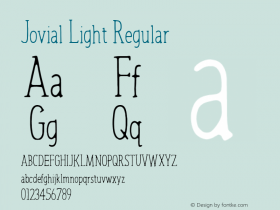 Jovial Light