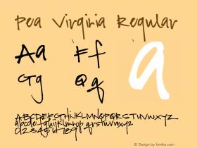 Pea Virginia