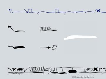 PiSHansHandpro-BoldScribbles