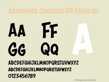 Astounder Squared BB