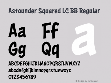 Astounder Squared LC BB