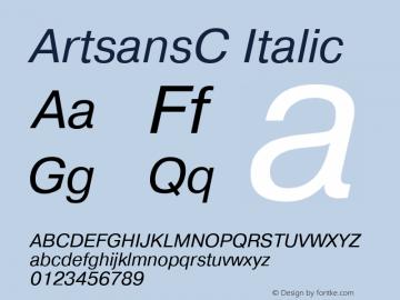 ArtsansC