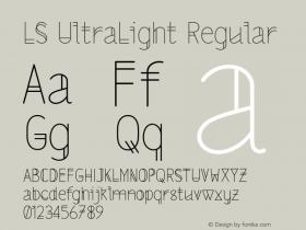 LS UltraLight