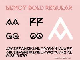 Nemoy Bold