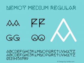 Nemoy Medium