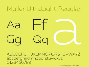 Muller UltraLight