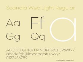Scandia Web Light