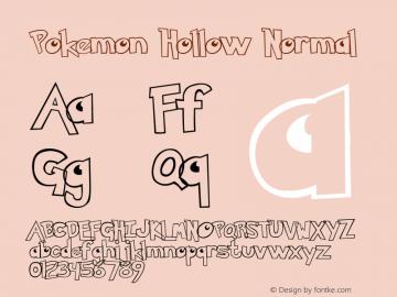 Pokemon Hollow