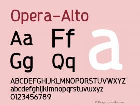 Opera-Alto