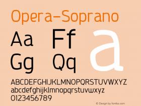 Opera-Soprano