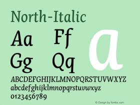 North-Italic