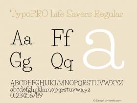 TypoPRO Life Savers