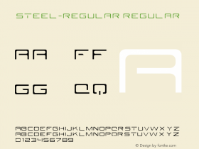 Steel-Regular