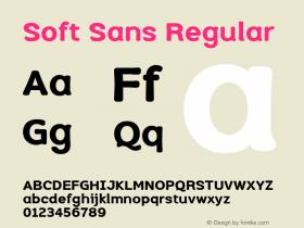 Soft Sans