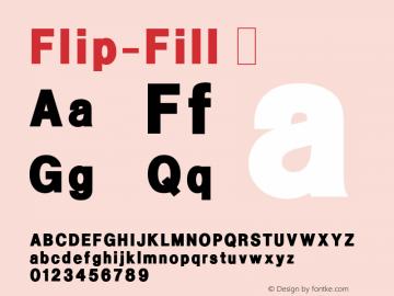 Flip-Fill