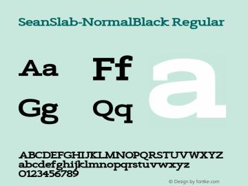 SeanSlab-NormalBlack