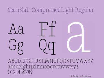 SeanSlab-CompressedLight