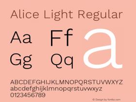 Alice Light