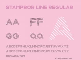 Stampbor Line