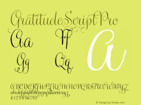 GratitudeScriptPro
