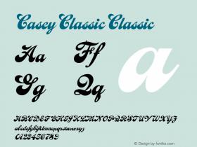 Casey Classic